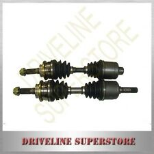 MAZDA BT50 year 2007-2011, 2 (Passenger`s & Driver side) CV JOINT DRIVE SHAFTS