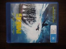 THE MEG BLU-RAY LIKE NEW