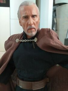 Star Wars Count Dooku  1/6 scale Action Figure ( Not Hot Toys )