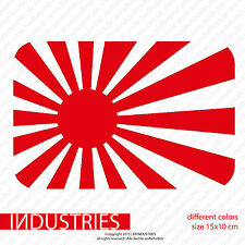 Japan Flag JDM Rising Sun 15x10 | Aufkleber Tuning Car