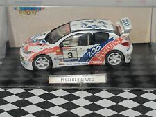 TEAM SLOT PEUGEOT 206 WRC  #3  11004  1:32 NEW OLD STOCK BOXED