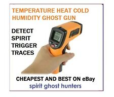 GHOST LASER INFRARED TEMPERATURE GUN MEASURING SPIRITS PARANORMAL KIT EQUIPMENT