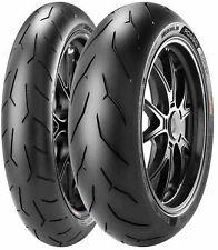 PIRELLI DIABLO ROSSO CORSA 190/55ZR17 190/55R17 Rear Tire 190/55-17 Sport