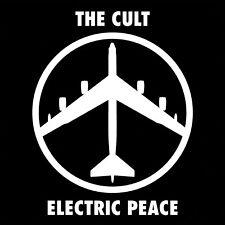 CULT ELECTRIC PEACE LP VINYL 2013 NEW