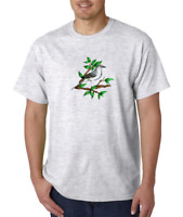 Gildan Short Sleeve T-shirt Mockingbird Bird Birds Wildlife Animals Fowl