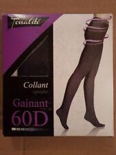 COLLANT OPAQUE TONALITE GAINANT 60 DEN TAILLE 3 COULEUR NOIR f852795578f