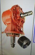 Universal Fit 75Hp Rotary Cutter Gearbox 6 Spline Input shaft 1:1.46 Ratio