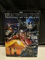 Transformers Revenge of the Fallen (DVD, 2009) Brand New Megan Fox with Slipcase