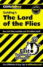 Lord of the Flies Cliffs Notes by Maureen Kelly (Paperback, 2000)