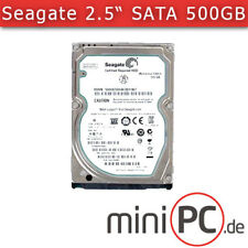 "Seagate Momentus 5400.6 st9500325as (2.5"" Disque Dur/HDD SATA 500 Go)"