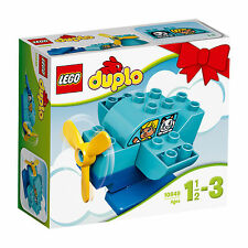 10849 LEGO DUPLO My First My First Plane 10 Pieces Age 1½-3 New Release for 2017