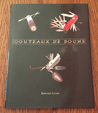 Couteaux de poche - Bernard Levine
