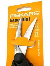 Fiskars Essential Geflügelschere Schere für Geflügel Küchenschere Edelstahl 23cm