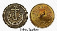 Bottoni Amministratore di COLONIE. III°Repubblica. Francia, verso 1920. 21 mm