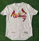 2016 Matt Holliday Game Used / Issued Jersey St Louis Cardinals MLB Holo