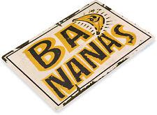 TIN SIGN Bananas Garden Fresh Market Fair Carnival Food Truck Metal Sign C594