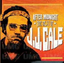J.J. Cale After Midnight-The Best Of CD NEW SEALED 2014 Cocaine+