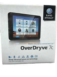 Rand McNally OverDryve 7c GPS - Open Box