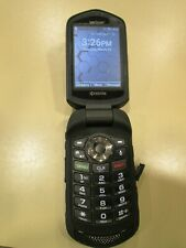 Kyocera DuraXv E4610 Lte 4G Camera Flip Phone Verizon