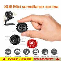 Mini 360 ° Kamera Wireless Überwachungskamera HD 1080P DV DVR Nachtsicht F4B3