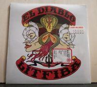 LITFIBA - EL DIABLO - BAMBINO - cd singolo carsleave - nuovo SIGILLATO