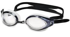 Occhialini piscina AQUARAPID Swimvision Nero/Bianco n.2 confezioni taglia adulto