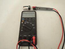 Fluke 87 True RMS Electronics Multimeter w/Probe