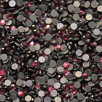 Strass thermocollants Taille s 06-2 mm Coloris n°122 FUCHSIA 1000 ex.