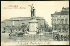 Piemonte Alessandria cartolina 364 SZN