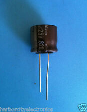 UPL1E821MHH6 NICHICON CAPACITOR 820UF 25V 105' RADIAL LOW PROFILE