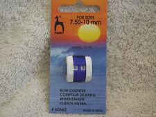 Pony Jumbo Knitting Needle Row Counter for sizes 7.50mm - 10mm