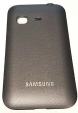 Samsung S390G Cell Phone Battery Door Back Rear Housing Cover Gray OEM