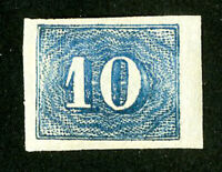 Brazil Stamps # 42 VF OG H Scott Value $125.00