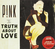 CD Pink - The Truth About Love (Deluxe Version)  Pink Bonus Tracks NEW Gift Idea