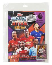 2018 2019 Match Attax Extra EPL Premier League Starter Pack Album + 12 Cards