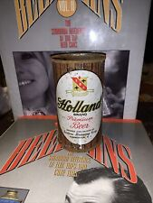 Holland beer can