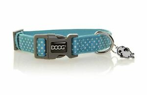DOOG Neoprene Dog Collar Snoopy (SMALL 23 cm - 34 cm)