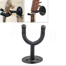 Guitar Wall Mount Hanger Holder Bracket Stand For Acoustic Guitar Bass Ukulele