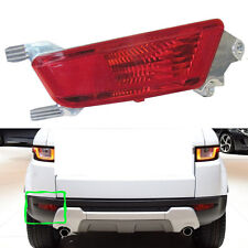 1x For Land Rover Range Rover Evoque 2011-16 Rear Bumper LEFT Fog Lamps Assembly