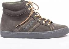 NAPAPIJRI-Boot Ellen in Pelle Scamosciata Alto Top's Grey grigio Taglia UK 6.5 EU 40 NH07 71