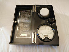 Huygen Model 615-1200vc illumination  Light Meter with PHOTOVOLTAIC CELLS