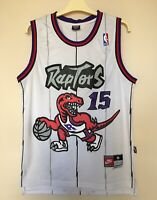 VINTAGE CLASSIC NIKE NBA BASKETBALL JERSEY TORONTO RAPTORS #15 VINCE CARTER