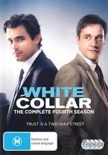 White Collar: Season 4  - DVD - NEW Region 4