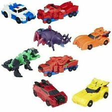 Transformers Robots in Disguise Crash Combiners - Choose your favorite
