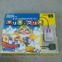 SFC Super Famicom SNES JP GAME Mario and Wario L.E [FROM JAPAN]
