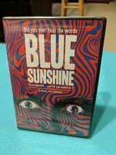 Blue Sunshine (DVD) RARE OOP HORROR!