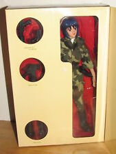 Toycom Alpha Action Doll Series Ghost in the Shell Motoko Kusanagi AD Variant #2