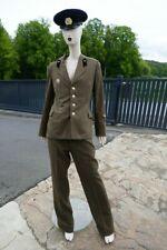 Ältere Russische Uniform, Sowjet Armee, Offizier, Hose, Jacke, Mütze