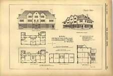 1903 Bndc Design Village Co-op Store Brassey