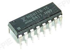 Mb8118 15 16384 Bit Dynamic Ram Fujitsu